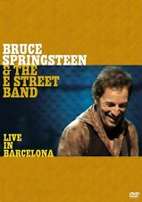 BRUCE SPRINGSTEEN Live In Barcelona 2DVD BRAND NEW PAL