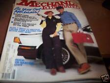 Mechanix Illustrated 5/84 Be Your Own Mechanic