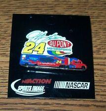 JEFF GORDON #24 DUPONT NASCAR HAT PIN BRAND NEW!!!!!!