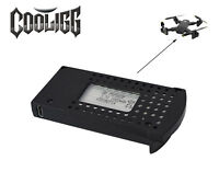 Cooligg S169 SG700 RC Quadcopter Drone Spare Rechargeable 3.7V 900MAH Battery