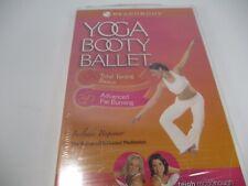 Beach Body Yoga Booty Ballet Total Toning Basics Advanced Fat Burning New Sealed