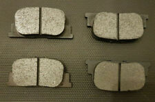 FOR TOYOTA PRIUS NHW20 W2 1.5 08/04 - 03/09 OE QUALITY REAR BRAKE PADS