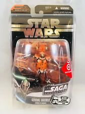 Star Wars The Saga Collection General Grievous Target Exclusive 2006