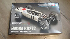 Tamiya F1 Honda RA 272 1965 Mexico Winner