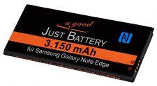 original JuBaTec Akku für Samsung Galaxy Note Edge SM-N915F mit NFC EB-BN915BBC