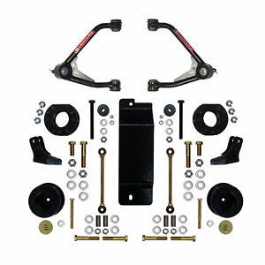 """Skyjacker 3.5-4""""Upper Control Arm Lift Kit W/Rear Shock Brackets for 07-14 Tahoe"""