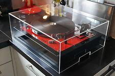 Universal Haube Deckel Dust Cover Thorens, Clearaudio Plattenspieler Turntable
