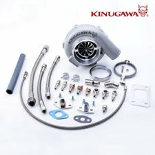 Kinugawa GTX Ball Bearing Turbocharger TOYOTA 1JZ 2JZ GTX3076R w/ .61 T3 V-Band