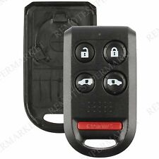 Replacement for 2005-1010 Honda Odyssey Remote Car Key Fob 5b Shell Pad Case