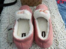 Women's Lamo Joy moc slippers new in box pink size 7