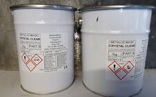 CRYSTAL CLEAR EPOXY RESIN  5kg