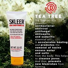 FOR DERMATITIS/ ECZEMA/ ITCHY SKIN- Natural Gel - Tea Tree Oil - SKLEER Gel 30ml