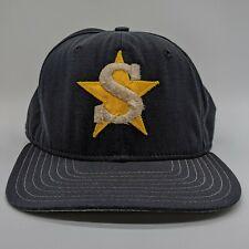 vtg NEW ERA San Bernadino Spirit MiLB Logo Hat Pro Model Fitted Cap 7 5/8 RARE