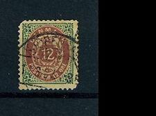 Denmark Stamp Scott # 46 Used (S41)