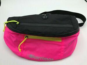Karrimor Bright Pink Bum Bag (AH158S)