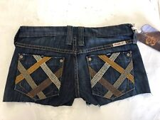 New Frankie B Jeans Cut Into Shorts Size: 2