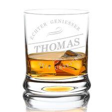 Leonardo Whiskyglas inkl. Gravur Geniesser seit Urzeiten