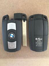 Clé Contact vierge Testé Bmw E90 E60 E61 E63 E64 E87 E70 E71 X5 X6 Z4 testé Logo