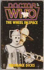 Mega-rare: Doctor Who - The Wheel in Space.  1st edition.  Target Books.
