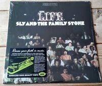 Sly & The Family Stone ‎– Life - 2007 remastered - Vinyl Record Album - New