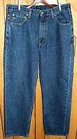 VTG Levi's Men's Blue Jeans 550 (Actual 35.5x32) 1990's