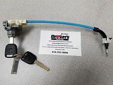 NEW GENUINE HONDA ACCORD 4DR DRIVERS DOOR LOCK CYLINDER/KEY 72185-TA0-A01 08-12