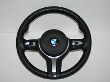 BMW F15 F30 F31 F20 F21 F25 M-Sport MFL NAPPA Lenkrad MIT AIRBAG STEERING WHEE