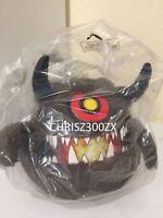 "Doom Eternal Pain Elemental Plush Figure Demon Eye Plushie 6"" Cacodemon Bethesda"
