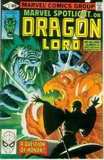 Marvel spotlight (vol.2) # 5 (Dragon Lord) (steve Ditko) (états-unis, 1980)