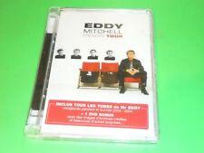 DVD EDDY MITCHELL    frenchy tour