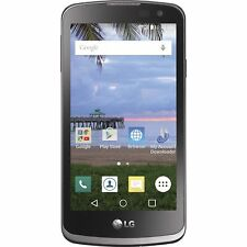 TracFone LG Rebel 4G LTE Prepaid Smartphone with Triple (3x) Minutes for Life!