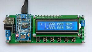 DDS AM LW/MW/SW TRANSMITTER MODULATOR 0-45MHz v3.0 (Bluetooth, USB, Encoder) RTP