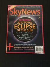 Sky News Magazine July August 2017 The Total Eclipse Of The Sun New