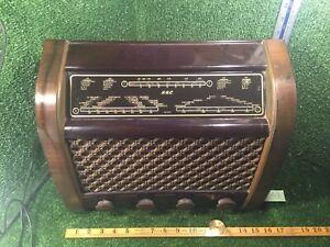 Vintage Original Valve Radio,GEC BC5445