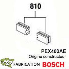 jeu de charbons bosch 2609000246 pour PEX 400AE