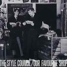 THE STYLE COUNCIL - Our Favourite Shop (EX/VG)