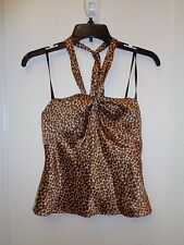 a93be11c5a Laundry by Shelli Segal Halter Silk Blouse Size XS