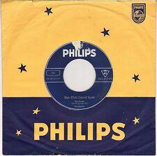 """THE RATTLES """"ZIP-A DIE DOO DAH / THE STOMP"""" ROCK GARAGE SP PHILIPS 345 617"""