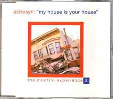 The Montini Experience 2 - Astrosyn My House Is Your House - CDM - 1996 - Trance