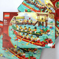 LEGO 80103 Dragon Boat Race 2019 Chinese Festival ASIA EXCLUSIVE