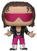 FUNKO POP! WWE: Bret Hart w/ Jacket [New Toy] Vinyl Figure