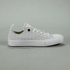 Converse CT AS II OX Trainers Wht/Gry/Gum New in box Size UK size 4,5,6,7.
