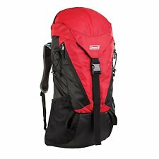0964f9ef75970 Coleman 20131028 Etesian Technical Backpack 45-Liter Red New