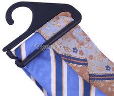 Pack of 30 Neck Ties socks Clip Holder Hanger Hook/Storage Display Retailer
