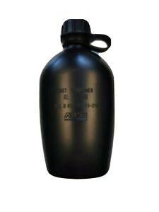 Unissued Dutch Army Drinking Bottle Canteen Bushcraft Cadets Made By Avon UK NEW