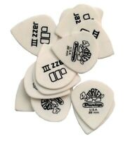 Dunlop Guitar Picks  12 Pack  Tortex White   Jazz III Size  .88mm  478P.88