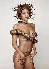 RIHANNA Poster Picture Photo Print A4 260GSM