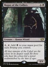 Black MTG Commander 2014 - Magus of the Coffers - Creature - Rare