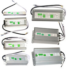 AC110-220V a DC12V/24V Transformador Controlador Adaptador De Fuente De Alimentación IP67 Impermeable