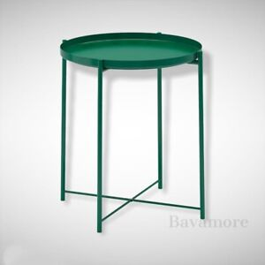 """IKEA GLADOM Table removable tray top, green, 17 1/2x20 5/8"""" 204.621.32 NEW-"""